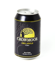CROWMOOR DRY APPLE 4,7% 330 ML SIIDER