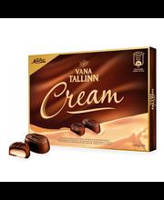 Kalev Vana Tallinn Cream koorelikööritäidisega šokolaadikompvekid 124 g