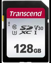 Mälukaart Transcend, 128 GB, SD 300S