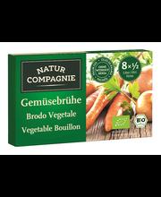 Köögiviljapuljong 84 g, Bio