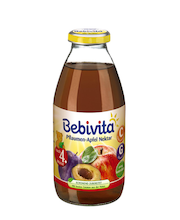 Bebivita ploomi-õunanektar 200 ml, alates 4-elukuust