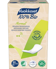 Vuokkoset Bio Normal pesukaitse 26 tk