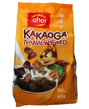 Kakaoga teraviljahelbed 500 g