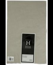 Kummiga satäänaluslina House, 120 × 200 cm, beež