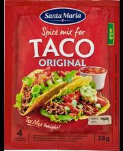 Santa Maria maitseainesegu Tex Mex Taco Spice Mix, 28 g
