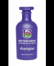 Shampoon 300ml kõikidele juuksetüüpidele
