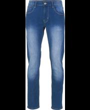 Meeste strech-teksad Slim, sinine W34L32