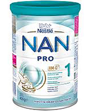 Nestle Nan Pro 1 piimasegu 400 g, alates sünnist