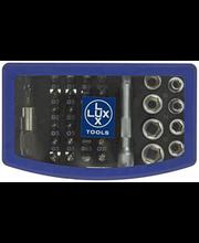 Lux Classic 34-osaline padrunvõtmete komplekt