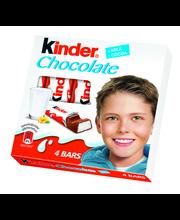 Kinder piimatäidisega piimašokolaad T4 50 g