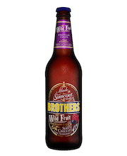 Brothers Wild Fruit Siider 4% 0,5L