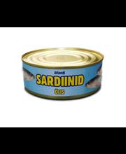 Atlandi dardiinid õlis 240 g