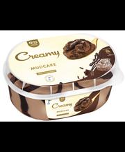 Tumeda šokolaadi koorejäätis Mudcake, 850 ml