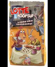 """Lotte krõbedad helbed piimashokolaadiga """"Nööpsud"""", 225 g"""