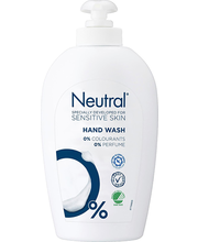 Vedelseep Neutral 0% Sensitive 250 ml