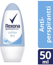 Rulldeodorant Cotton 50 ml