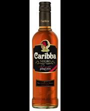 CARIBBA NEGRO 37,5% 500 ML RUMM