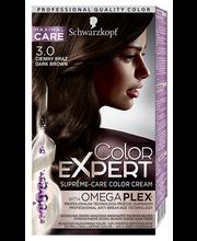 Juuksevärv color expert 3-0 tumepruun