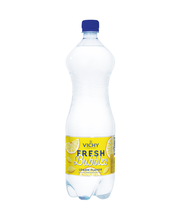 Vichy Fresh Bubbles Lemon karboniseeritud 1,5L