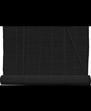 Bambuskardin 160x170 cm, must