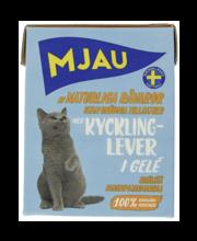 Täissööt kassidele, kanapoja maks tarrendis 380 g