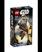 Lego Star Wars Tegelane Scarif Stormtrooper 75523