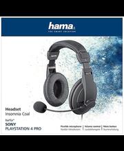 Kõrvaklapid mängurile Insomnia Coal PS4