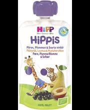 HIPP SMUUTI PIRN-PL-MUST.S 100G 4 K