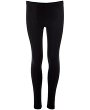 Poiste pikad aluspüksid 231H311628 110 cm, must