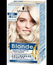 Blondeerija Blonde L101 silver blonde