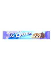 Milka piimašokolaad Oreo 37 g