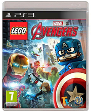 PS3 mäng Lego Marvel Avengers