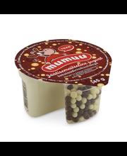 Mumuu jäätisemaitseline jogurt šokolaadiriisikuulidega