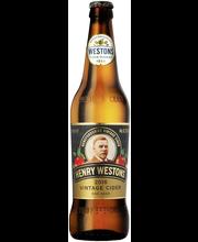 Westons Vintage res.cider 500 ml siider 8,2%