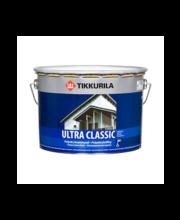 Puitfassaadivärv ULTRA CLASSIC A 9 l
