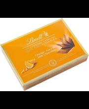 Lindt apelsinimaitselised piimašokolaadi lehed 125 g