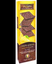 Trianon tumeda šokolaadi lehed sidruni 75 g
