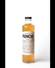 Punch! öko gini kokteil must tee ja apelsin muu alkohoolne jo...