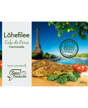 Lõhefilee Cafe de Paris marinaadis 300 g