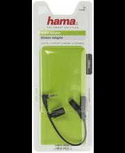 Audio adapter kaabel 3,5 mm otsik-2 x 3,5 mm pesa, stereo, 12...