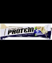 Proteiinibatoon mustika, 61 g