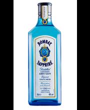 Bombay Sapphire Dry gin 40% 700 ml
