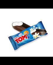 Väike Tom vanillijäätis šokolaadiglasuuriga, 90 ml