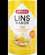 Läätsegaletid juustuga, 125 g