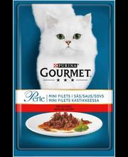 Täissööt kassidele veiselihaga 85 g
