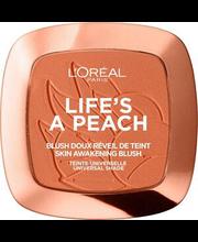 Põsepuna Life's a Peach 01 Peach Glow