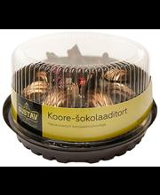 Koore-šokolaaditort