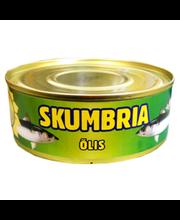 Skumbria õlis 240 g