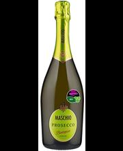 Maschio Prosecco Biologico Extra Dry vahuvein 750 ml