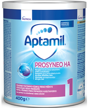 Aptamil HA 1 piimasegu 400 g, alates sünnist